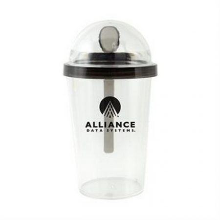 Promotional Custom Logo Travel Snack Cup