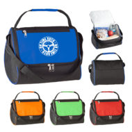 Promotional Products - Triangle Lunch Cooler Bag