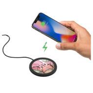 Ultra Thin Wireless Charging Pad Custom Logo