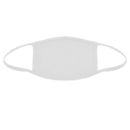 Promotional Custom Logo Urban 100% Cotton Custom Face Mask in Full Color Packaging