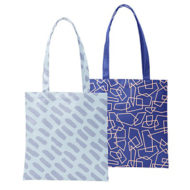 Custom logo Vegan Leather Supersize Main Squeeze Tote Bag