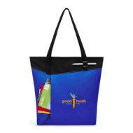 Promotional Products - Imprinted Tote Bag - Corporate Giveaways - Convention Tote - Venue Convention Tote Bag