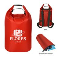 Promotional Custom Logo Waterproof Dry Bag Backpack