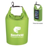 Promotional Custom Logo Waterproof Dry Bag With Window