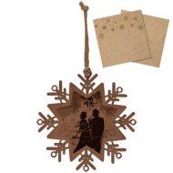 Promotional Custom Logo - Wood Ornament
