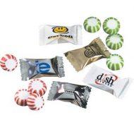 Promotional Custom Logo Wrapped Starlight Mints