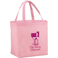 Promotional Products - Imprinted Tote - YaYa Budget Non-Woven Shopper Tote Bag