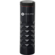 Promotional Products - Custom Imprinted Tumbler - Promotional Tumbler - elleven Traverse Stainless Steel Vacuum Tumbler 16oz