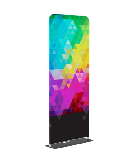 "Promotional Products - Tension Fabric Banner Stand 36"" x 90"""
